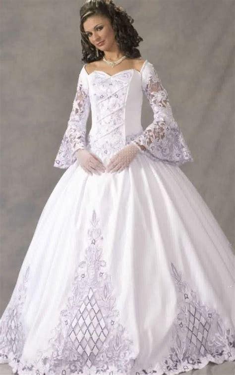 Celtic Wedding Dresses by Celtic Wedding Dresses Plus Size Pluslook Eu Collection