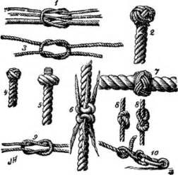 decorative knot knop