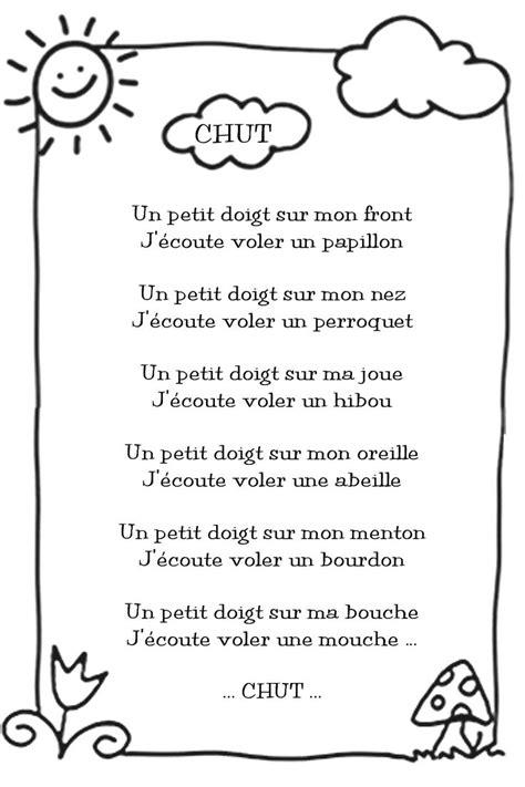 libro ecrire la parole nuit comptinettes comptine pour faire le silence les p tites d 233 cos de lolo gestion classe