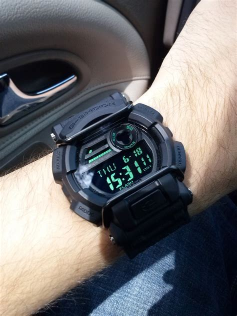 Gw 9400 3dr G Shock Quot are negative displays to read or not im considering