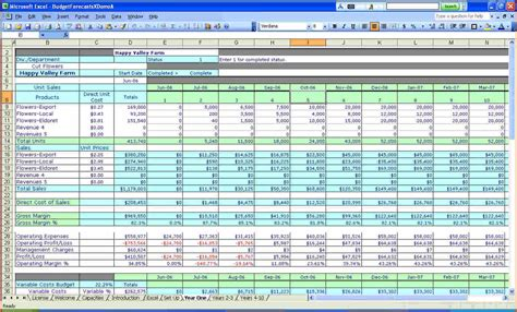 Personal Budget Spreadsheet Free by Budgeting In Excel Spreadsheet Laobingkaisuo