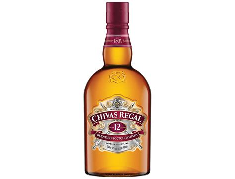 Chivas Regal 12 Year Reveals Iconic New Packaging