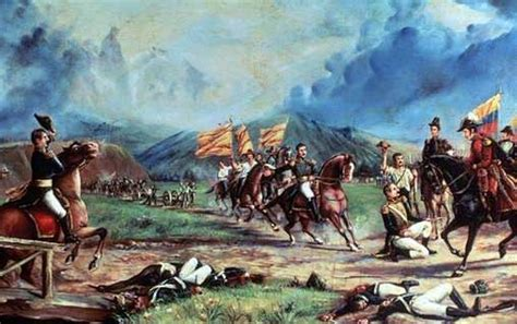 nueva revolucion del nacimientola 849426060x se cumplen 191 a 241 os de la gesta heroica de sim 243 n bolivar en la batalla de boyac 225