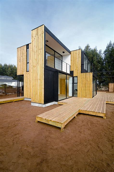 sip panels house modular house in chile made from insulated panels