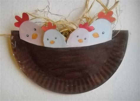 Crafts Out Of Paper Plates - 1000 images about preschool craft ideas on