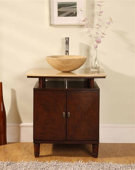 Small Bathroom Vanity With Vessel Sink Small Bathroom Vanities With Vessel Sinks