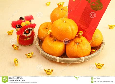 new year gift oranges mandarin oranges in basket with new year