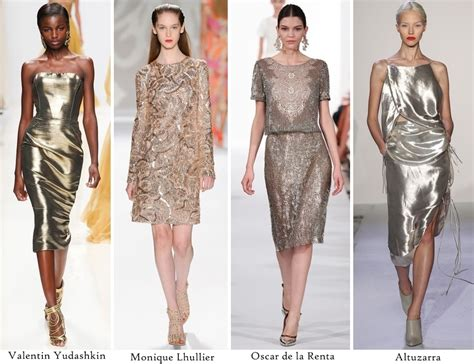 The Oscars Liveblog At Catwalk Shiny Shiny by This Summer S Gold Silver Accents Style