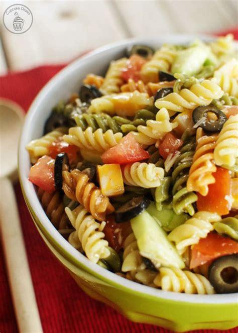40 best pasta salad recipes