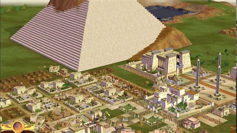 pharaoh game layout tips children of the nile alexandria building great pyramid