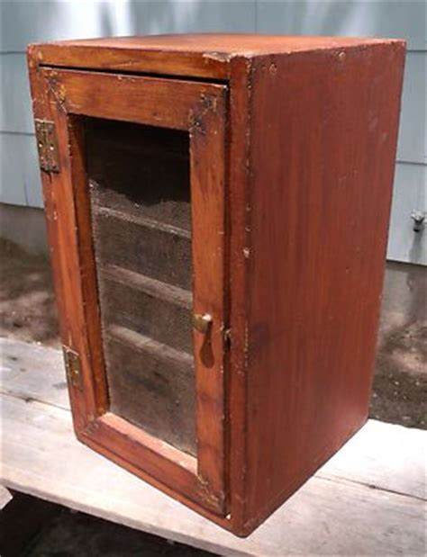Pie Keeper Cabinet by Antiques Collectibles Pie Safe