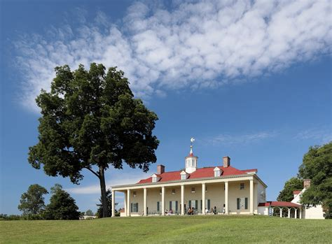 Mount Vernon - george washington and the who got away history in