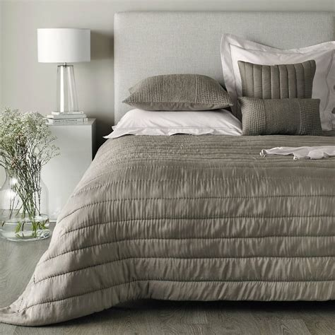 white company bedroom albany quilt mink the white company bedroom decor pinterest white company