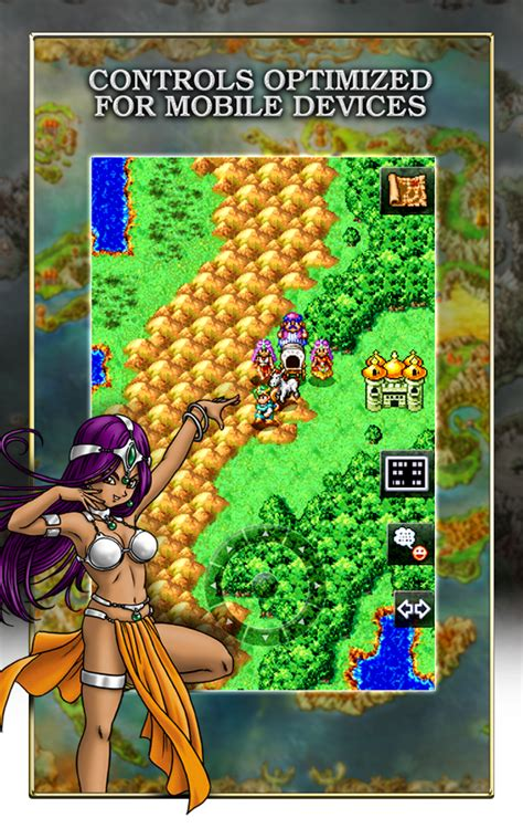 quest 8 android new square enix has quest iv the counter will let it go for 14 99