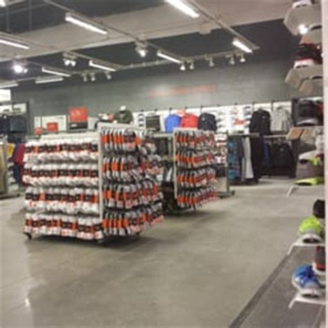 Ls Factory Outlet by Nike Factory Store Sports Wear 30 N Arkansas Ave