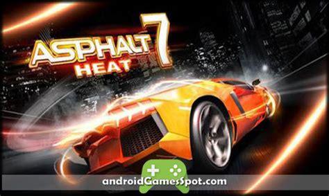 asphalt 7 apk asphalt 7 heat android apk free