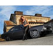 Tall Girls Join Tuned Cars In The 2015 K&ampN Calendar