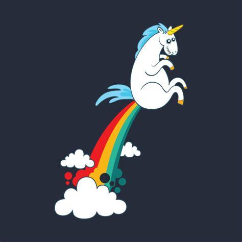 unicorn cloud funny unicorn fart rainbow cloud unicorn mug teepublic