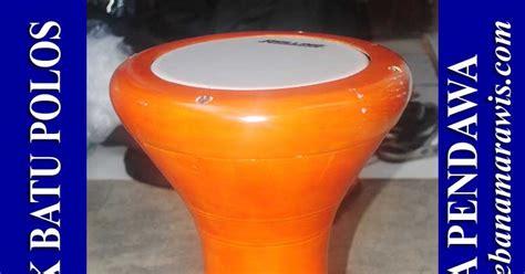 Tumbuk Batu Marawis Polos tumbuk batu marawis polos distributor alat musik marawis