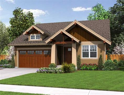 Small Craftsman House Plans by Simple And Small Craftsman House Plans Exterior