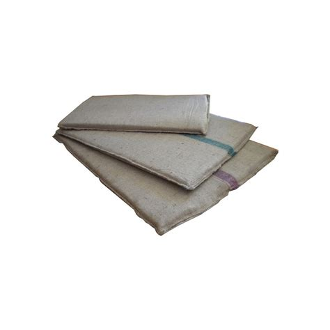 hessian mat with foam inner
