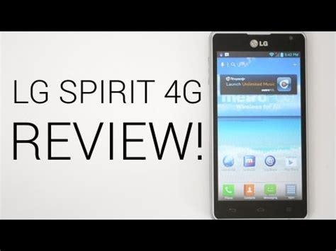 Lg Spirit 4g Video Clips Phonearena