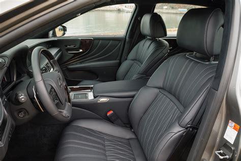 lexus ls interior 2018 2018 lexus ls 500 review
