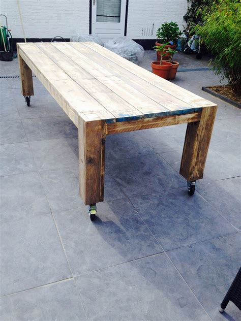 c table with wheels outdoor dining table wheels p r o j e c t s