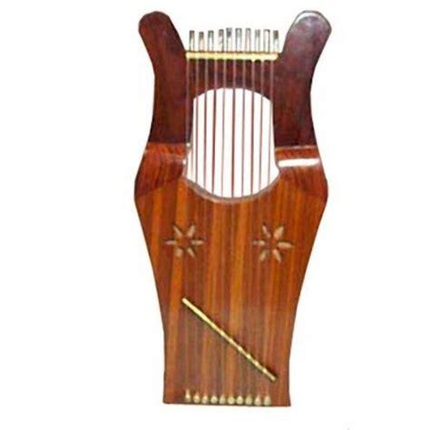 imagenes de instrumentos musicales hebreos arpa kinnor