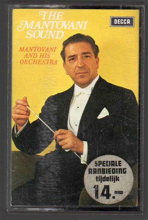 mantovani and his orchestra mantovani and his orchestra the mantovani sound decca