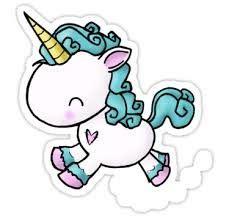 imagenes de unicornios tiernos unicornio kawaii buscar con google cute pinterest
