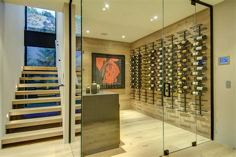 how to build a wine rack in a cabinet how to build a wine rack wine cellar modern with basement