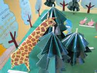 Origami Jungle Animals - origami jungle animals