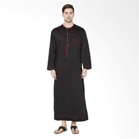 Sirwal List Grosir By Sunah Style harga arafah yazid gamis pria black pricenia