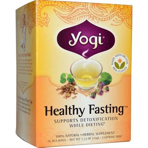 Lifestyle Awareness Balance Detox Tea Reviews by Yogi Tea Organic Teas Blend Healthy Fasting 16 Bags