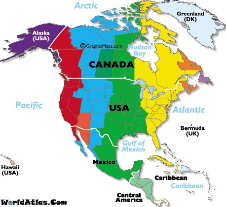 united states map timed maps united states map time zone