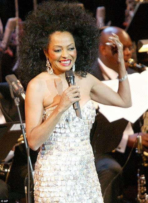 Still Going Strong Despite Baby Drama by Diana Ross Carries Package Of Water Bottles In La Daily