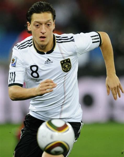 short biography of mesut ozil move over posh and becks here come ozil and his glam