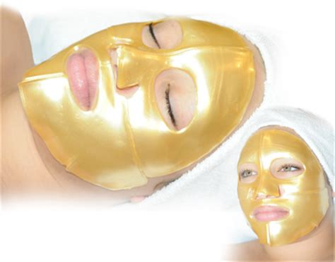 Masker Gold collagen mask gold