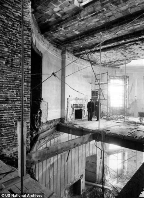 fascinating black and white photographs show the truman