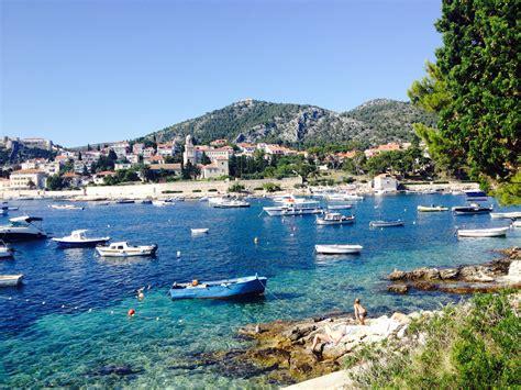 hvar island croatia highlights of hvar croatia s sunniest island the