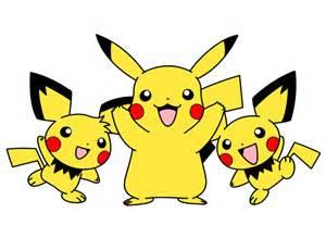 coloriage pikachu pichu 224 imprimer
