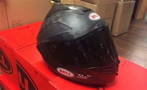 Helm Bell 360 Fly bell helmets to test 360fly pro at 2016 isle of tt motorcycle news