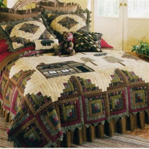 cabin quilt click image to enlarge sew geometric the