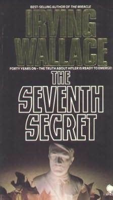 seventh secret  irving wallace reviews discussion