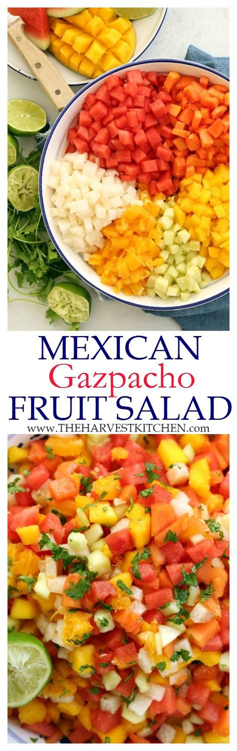 Detox Firyd by 25 Best Ideas About Mexican Fruit Salads On