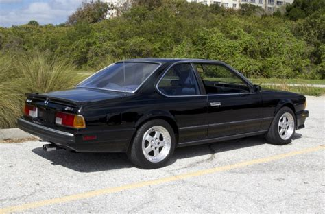 1988 bmw m6 series 1988 bmw m6 hollywood wheels auction shows