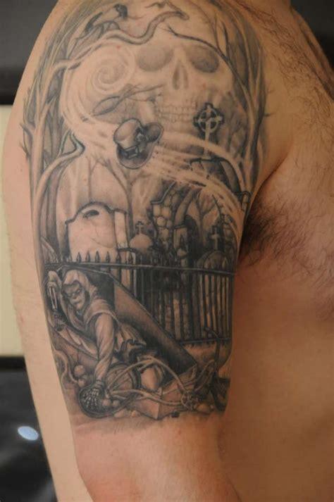 tattoo kits near me 25 beautiful graveyard tattoo ideas on pinterest tattoo