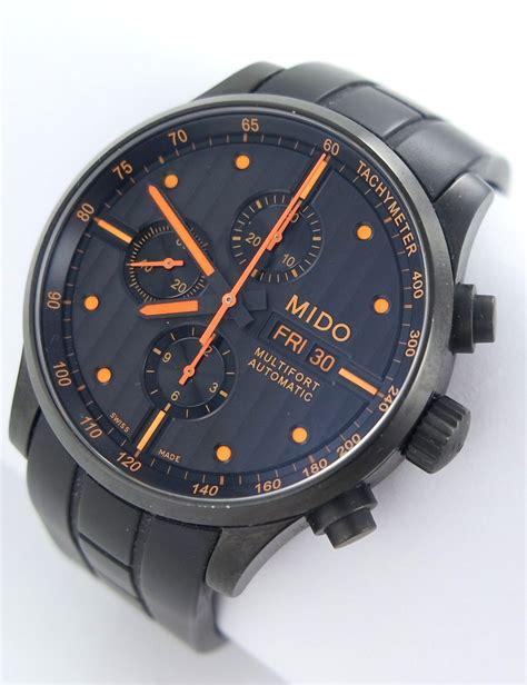 Mido Multifort M20 Chronograp Original mido multifort day date automatic s chronograph ebay
