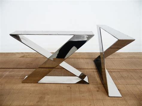 Stainless Steel Coffee Table Legs Custom Stainless Steel Coffee Table Legs Made To Order
